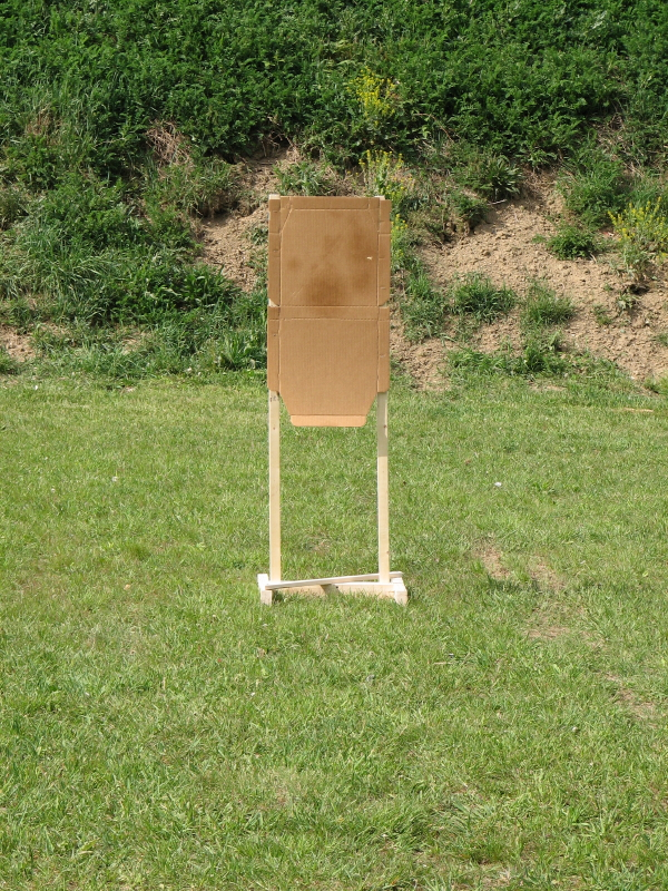 Proper use of target stands